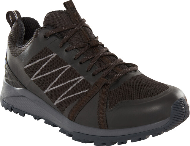 The North Face Litewave Fastpack II GTX Chaussures Femme, tnf blackebony grey